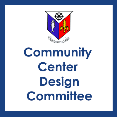 community center design committee