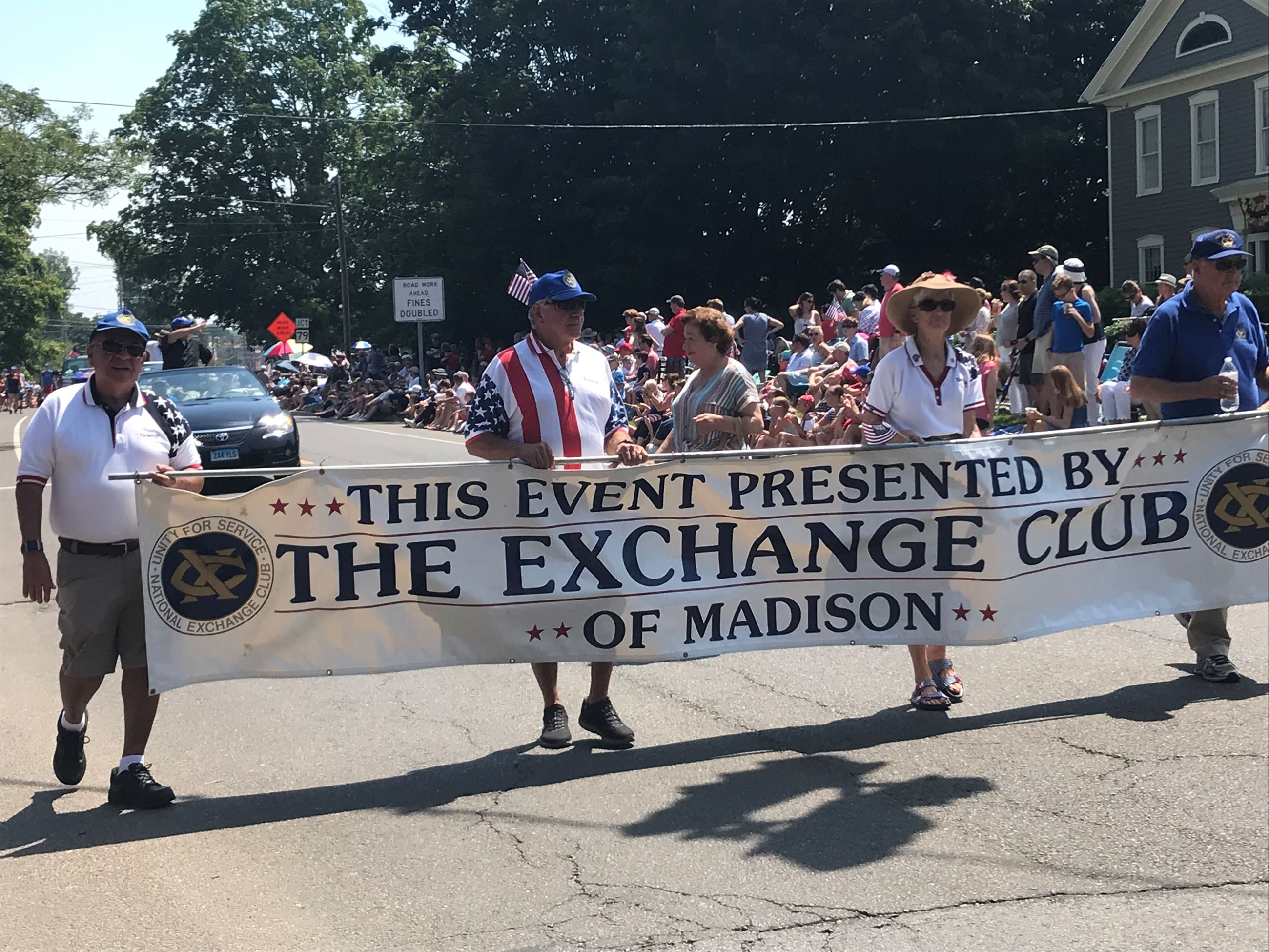 The Exchange Club of Madison CT