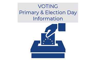 Voting Primary and Election Day Information