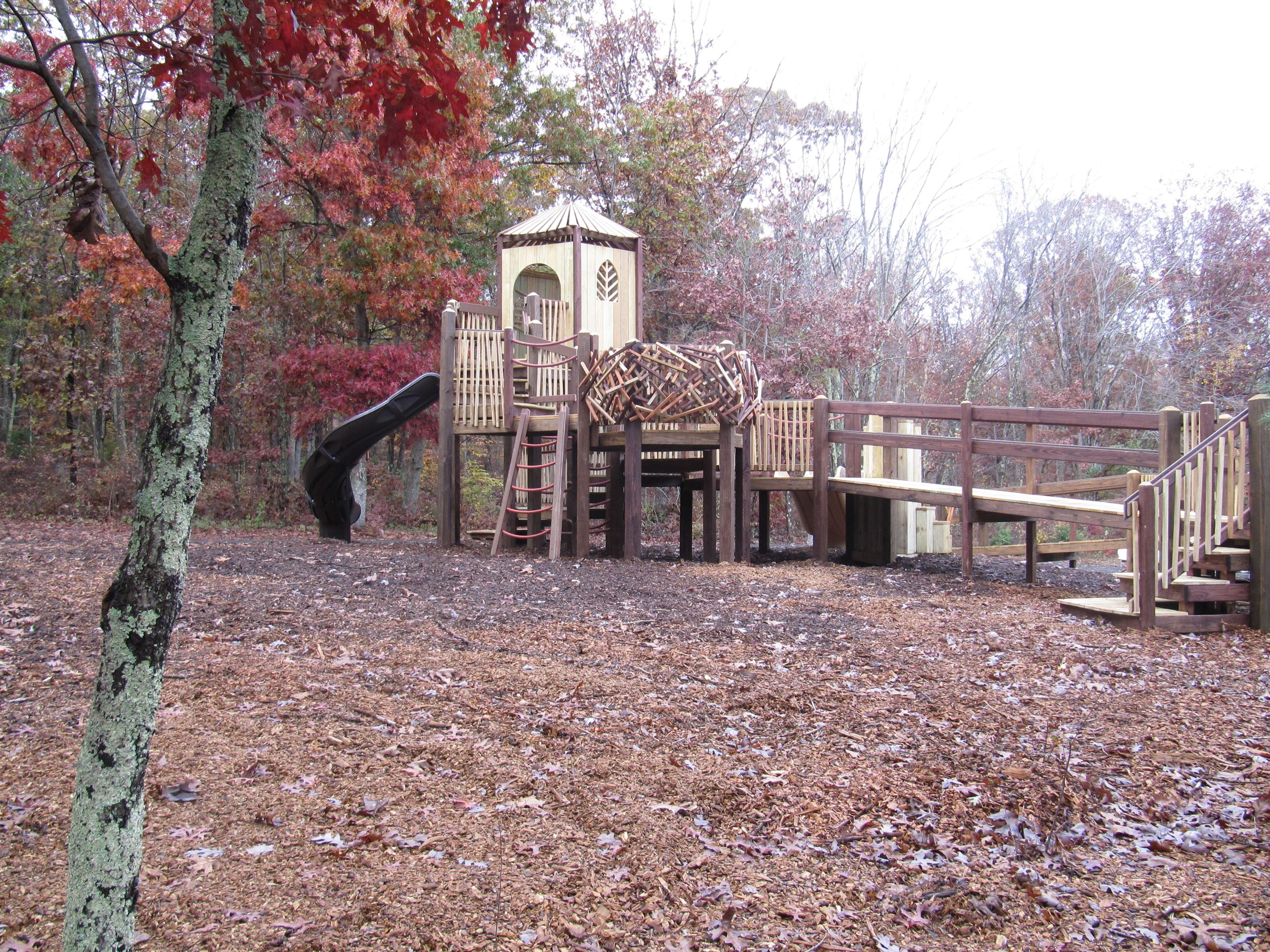 Rockland New Playground