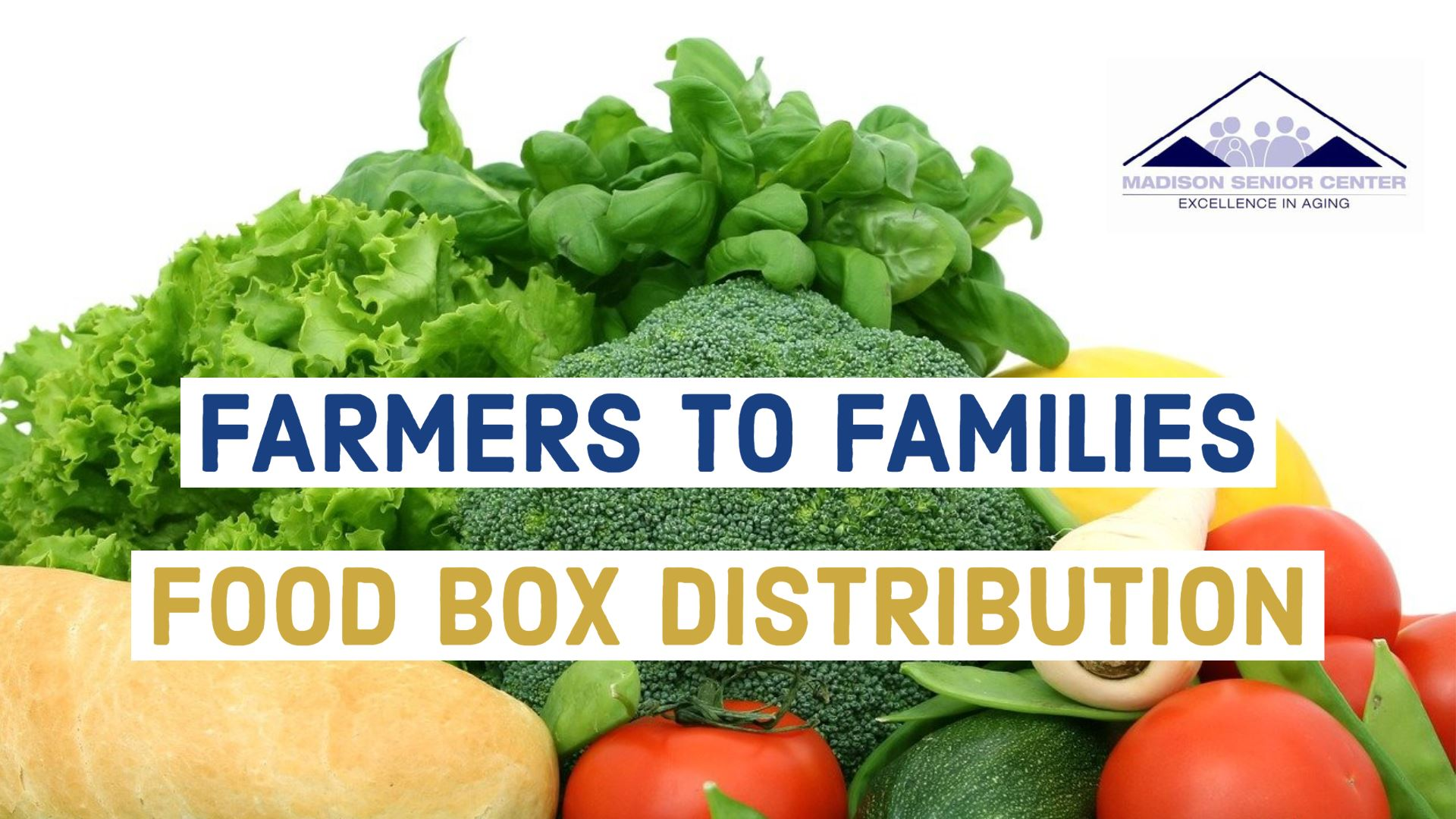 Farmers To Families Food Box Distribution