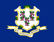 Flag of the State of Connecticut